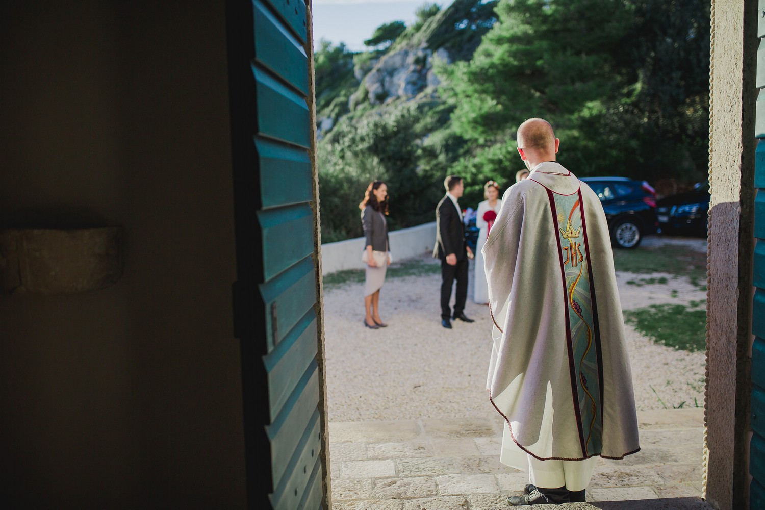 dubrovnik croatia wedding chapel od st. blaise